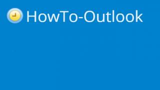 Outlookで(From:差出人メールアドレス)をビューに表示する方法