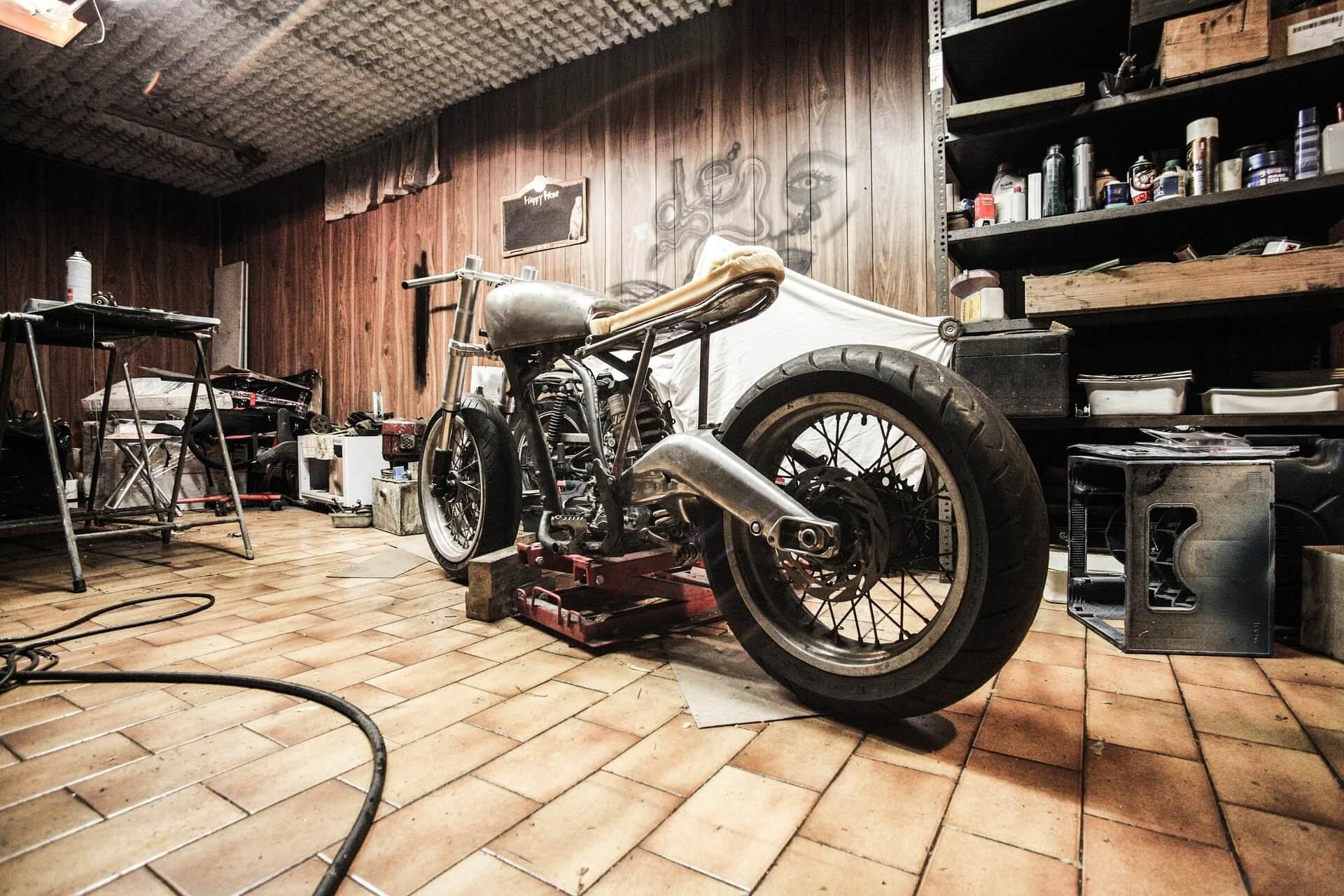 趣味 バイク