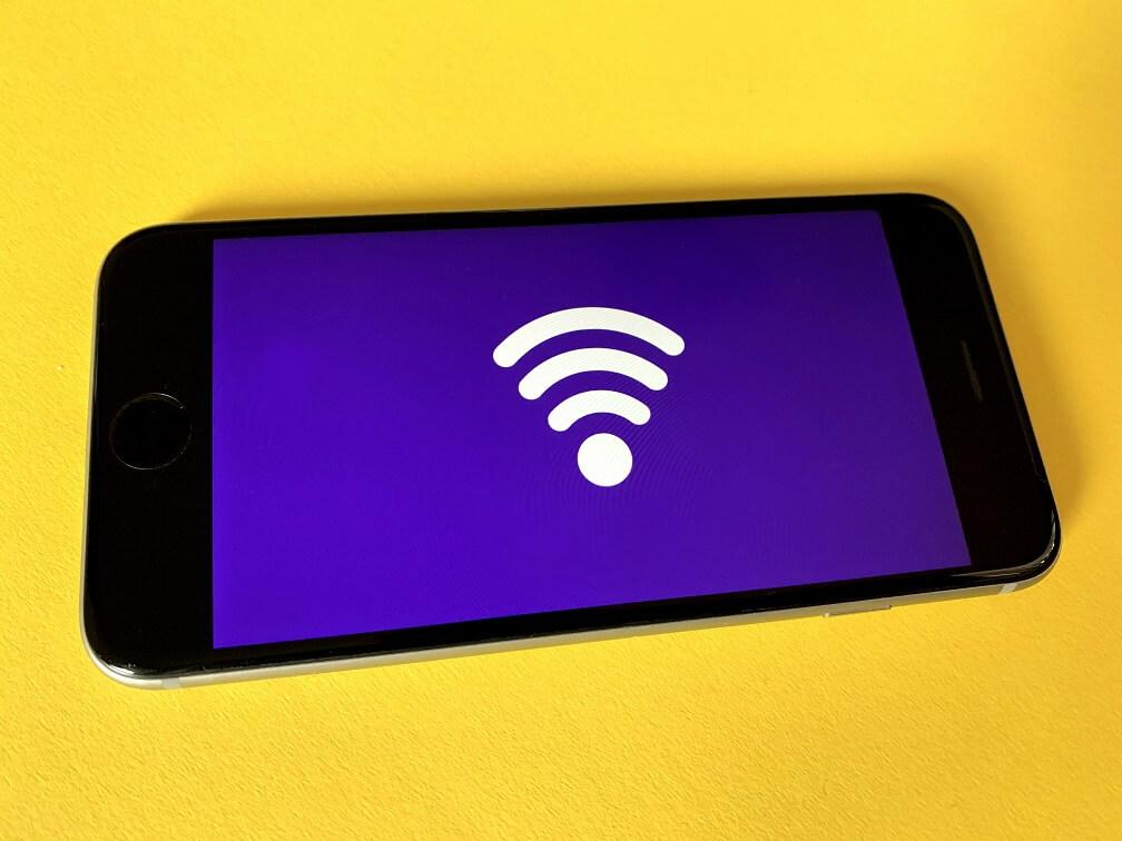 Wi-Fi スマホ